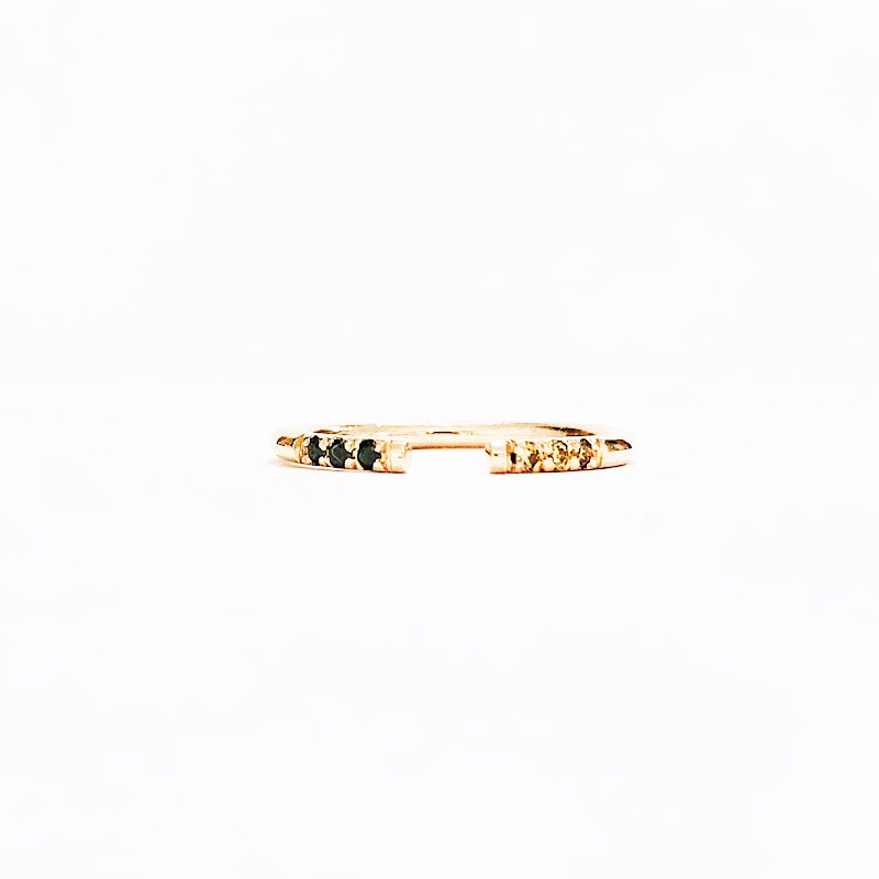 Stackable Gap Ring